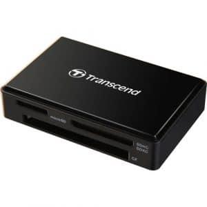 קורא כרטיסים TRANSCEND USB3.1