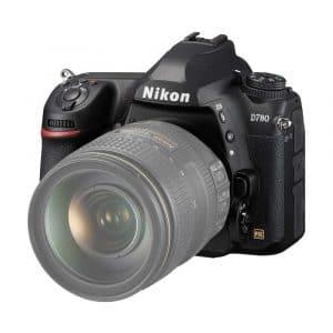 מצלמת DSLR דגם NIKON D780