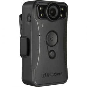 מצלמת גוף לשוטרים TRANSCEND BODY PRO30