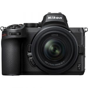 """מצלמה ללא מראה NIKON Z5 עם עדשה 24-50 מ""""מ"""