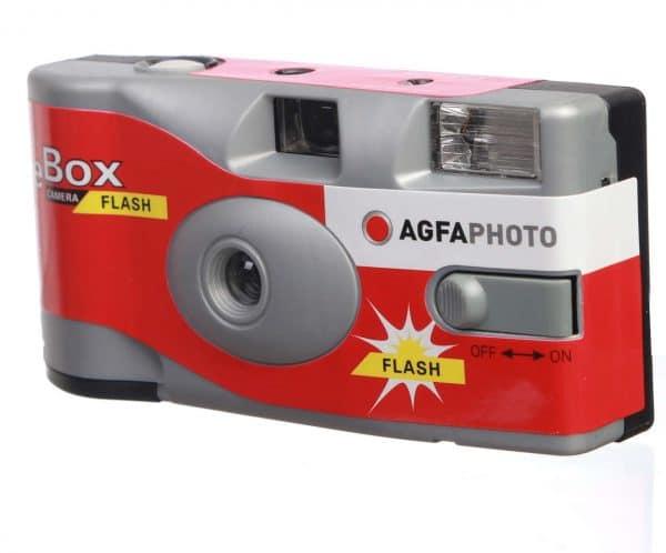 מצלמה חד פעמית AGFA