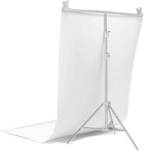 רקע PVC לבן