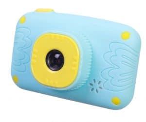 מצלמה לילדים עם משחקים