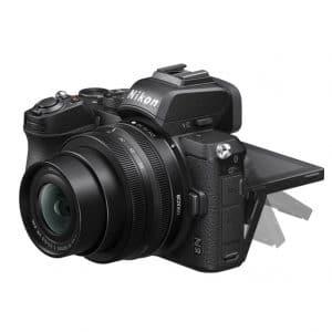 """מצלמת NIKON Z50 עם עדשה 16-50 מ""""מ"""