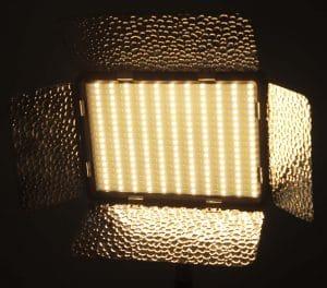 תאורת לד לסטודיו 396 לדים