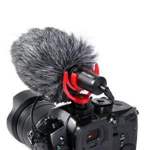 מיקרופון למצלמה DSLR