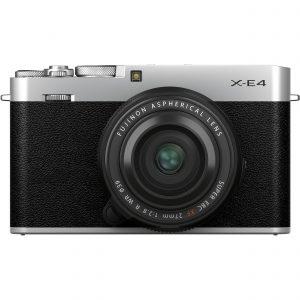 מצלמת FUJI X-E4