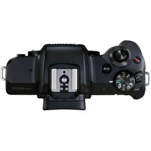 CANON EOS M50 II WITH 15-45MM