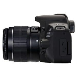 CANON EOS 200D WITH 18-55 LENS