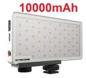 תאורה עןצמתית 10000mAh
