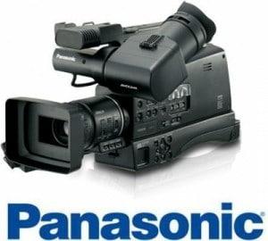 מצלמת וידאו מקצועית מבית פנסוניק