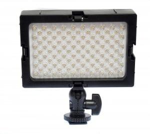 תאורת לדים עבור מצלמת וידאו