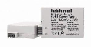 סוללה נטענת חליפית CANON LP-E8