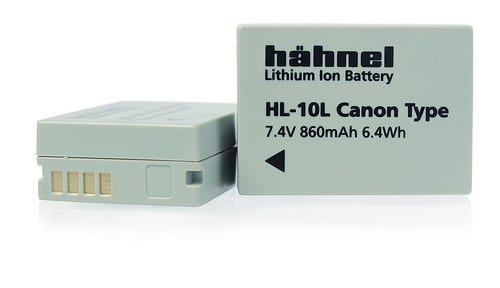 סוללה נטענת חליפית CANON NB-10L