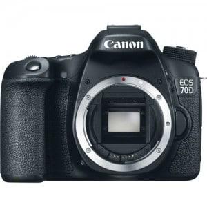 מצלמה דיגיטלית CANON 70D