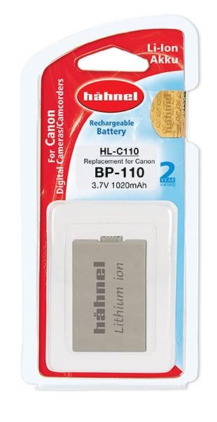 סוללה נטענת חליפית CANON BP-110