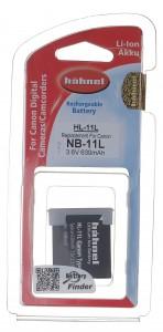 סוללה נטענת חליפית CANON NB-11L